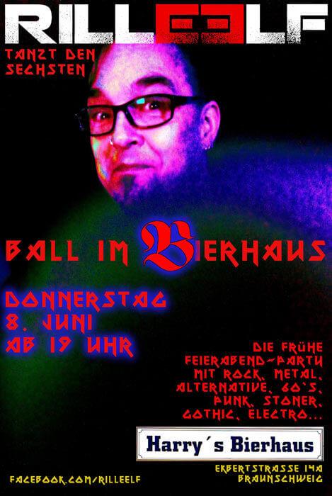 6. Ball im Bierhaus, 8.6.2017