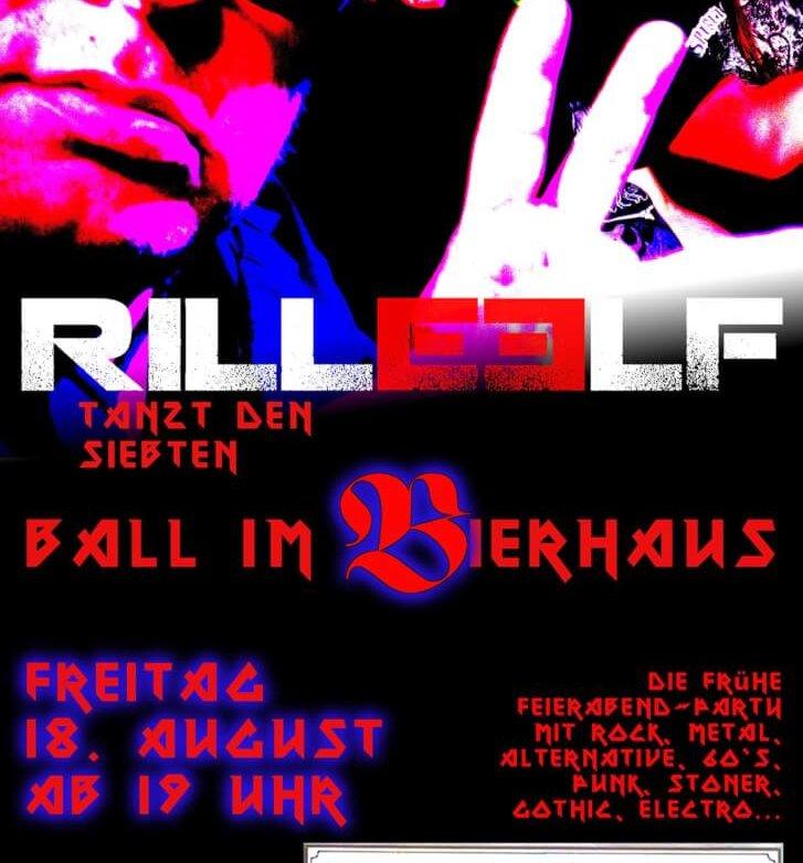7. Ball im Bierhaus, 18.8.2017