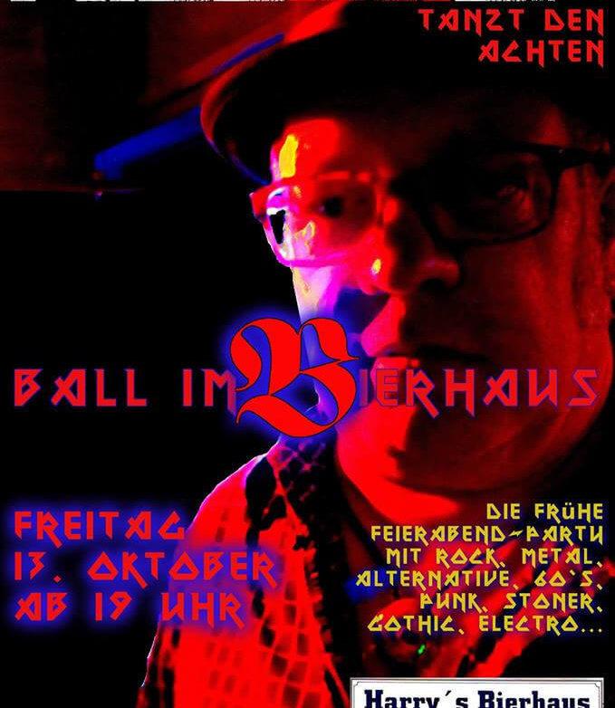8. Ball im Bierhaus, 13.10.2017
