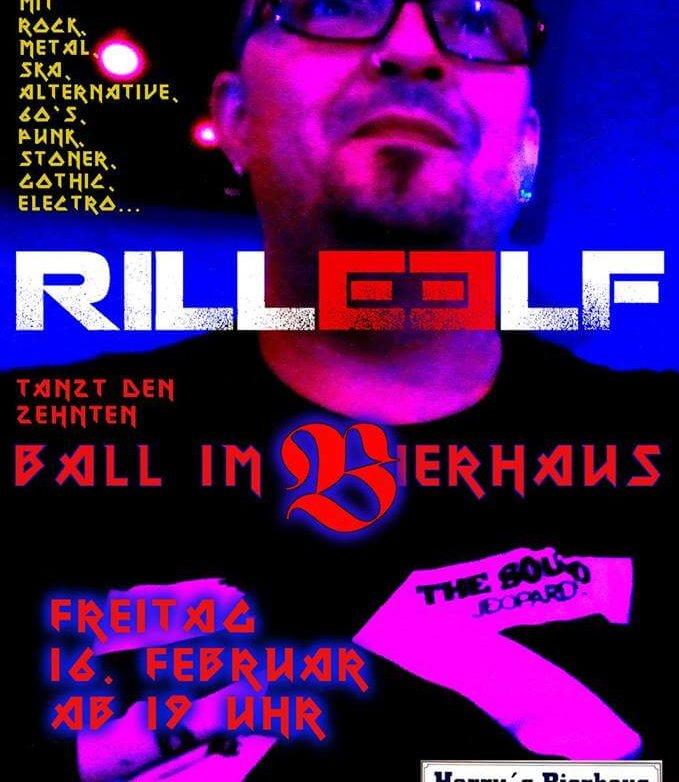 10. Ball im Bierhaus, 16.2.2018