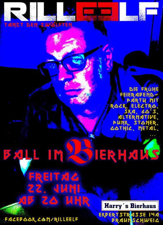 12. Ball im Bierhaus, 22.6.2018
