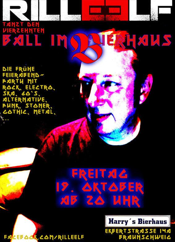 14. Ball im Bierhaus, 19.10.2018