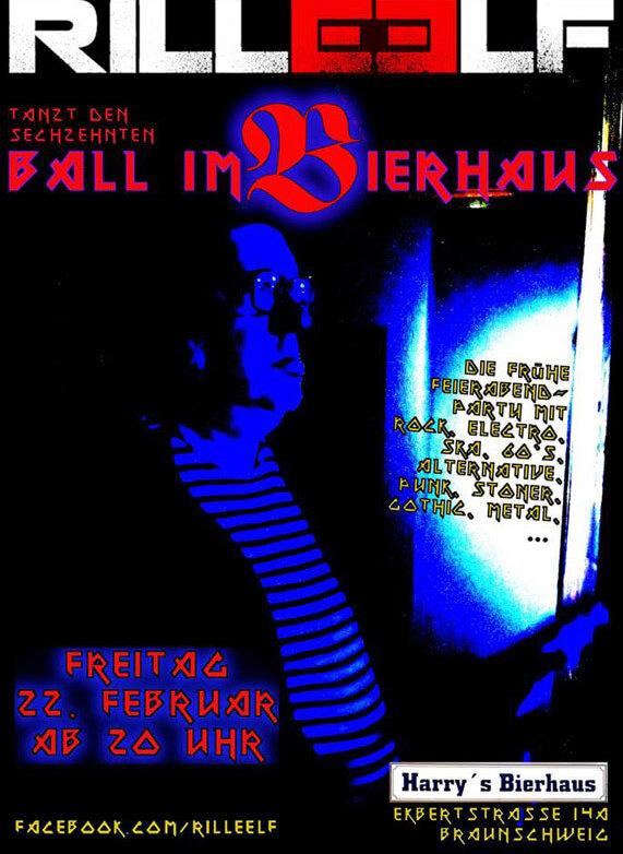 16. Ball im Bierhaus, 22.2.2019