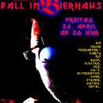 Playlist: 17. Ball im Bierhaus - Harry's Bierhaus Braunschweig, 26.04.2019