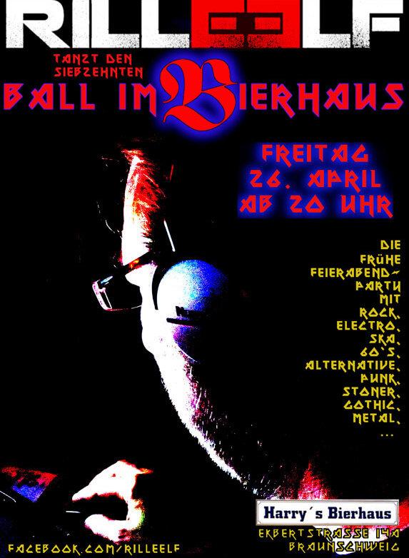 17. Ball im Bierhaus, 26.4.2019