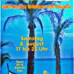 Playlist: Betreutes Trinken mit Musik - 08.08.2020
