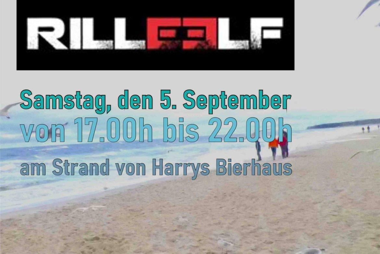 Betreutes Trinken mit Musik 2, Harrys Bierhaus, 5. September 2020