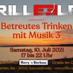 Playlist: Betreutes Trinken mit Musik 3 - 10.07.2021